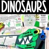 Dinosaur Unit Activities
