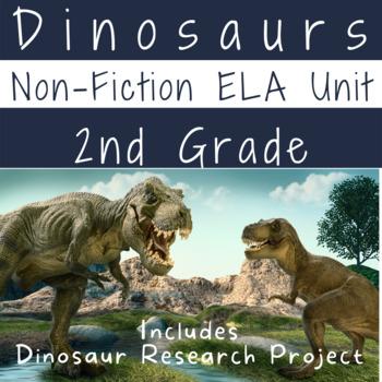 Dinosaurs: A Nonfiction Common Core Aligned Unit