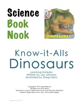 Dinosaurs Audio Book
