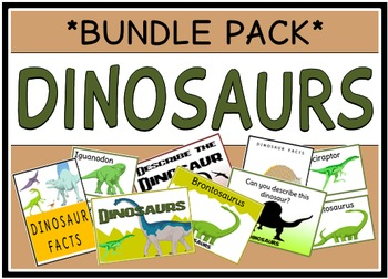 Dinosaurs (BUNDLE PACK)