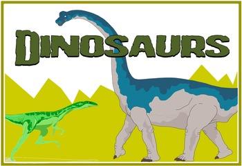Dinosaurs (BUNDLE PACK)