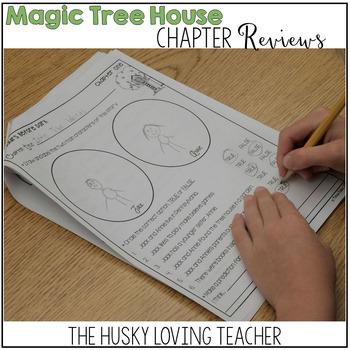 Magic Tree House: Dinosaurs Before Dark Guide