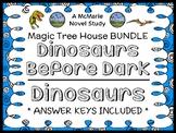 Dinosaurs Before Dark | Dinosaurs Fact Tracker: Magic Tree House BUNDLE (45 pgs)