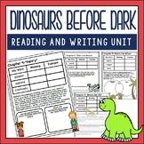 Dinosaurs Before Dark Novel Study