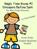 Dinosaurs Before Dark (Magic Tree House #1) Readers Response