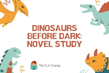 Dinosaurs Before Dark Novel Bundle