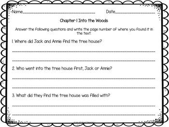 Dinosaurs Before Dark Activities (Magic Tree House)