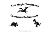 Dinosaurs Before Dark Response Journal