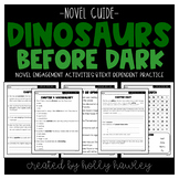Dinosaurs Before Dark- Comprehension Novel Guide