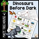 Magic Tree House - Dinosaurs Before Dark - #1