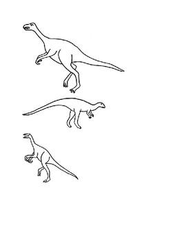 Dinosaurs Clip Art