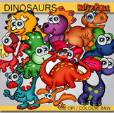 Dinosaurs- ClipArt