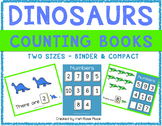Dinosaurs Counting Books (Adapted Books)