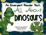 Dinosaurs Emergent Reader Text