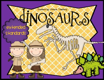 Dinosaurs - Extended Standards
