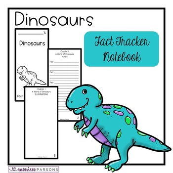Dinosaurs Research Guide {Fact Tracker}
