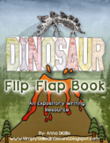 Dinosaurs Flip Flap Book®   Distance Learning