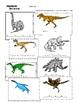 Dinosaurs:  Informational and Close Reading