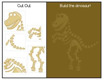 Dinosaurs Interactive Book - Bilingual