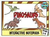 Dinosaurs Interactive Notebook