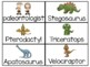 Dinosaurs Learning Pack