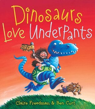 Dinosaurs love underpants teaching resources teachers pay teachers fandeluxe Image collections