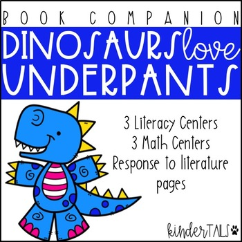 Dinosaurs love underpants teaching resources teachers pay teachers dinosaurs love underpants centers and book companion dinosaurs love underpants centers and book companion fandeluxe Image collections
