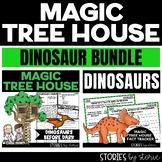 Dinosaurs Magic Tree House Bundle