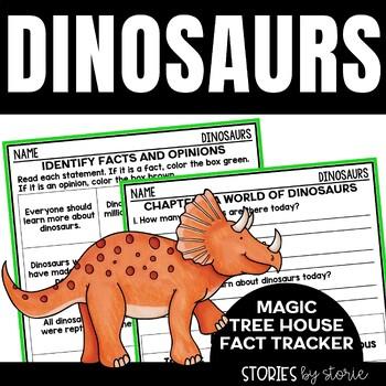 Dinosaurs (Magic Tree House Fact Tracker & Nonfiction Companion)