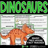 Dinosaurs (Magic Tree House Fact Tracker & Nonfiction Companion)