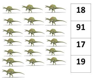 Dinosaurs Math
