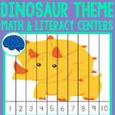 Dinosaurs!!   Math, Literacy, Montessori, Educational Therapy ... WOW!