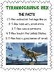 Dinosaurs Math and Literacy Plus 5 No Prep