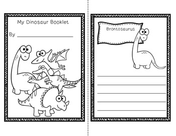 Dinosaurs Mini Unit~ Includes Graphic Organizers & Much More!