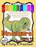 Dinosaurs!  My Teaching Strategies Round 3, Set 3
