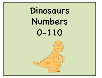 Dinosaurs Numbers