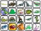 """""""Dinosaurs"""" Picture Matching/Flashcards/Memory Game for Autism"""