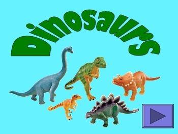 Dinosaurs Powerpoint Assessment