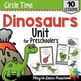Dinosaurs Preschool Unit