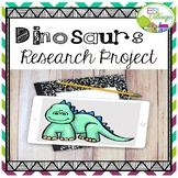 Dinosaurs {Research Project}