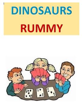 Dinosaurs Rummy