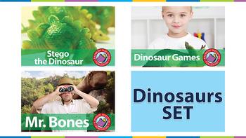 Dinosaurs SET Gr. K-2