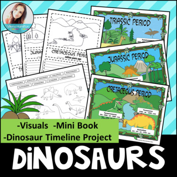 Dinosaurs Science Unit