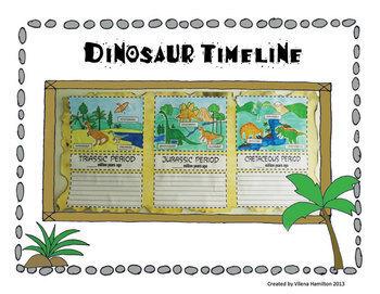 Dinosaurs Science Unit