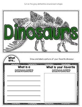 Dinosaurs Tab-Its®