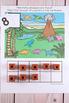 Dinosaurs Ten Frame Game  (Pre-K + K Math)