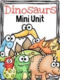 Dinosaurs Thematic Literacy & Math