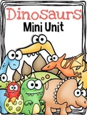 Dinosaurs Thematic Literacy & Math