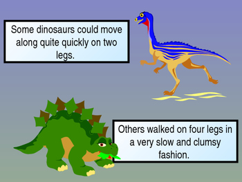 Dinosaurs Topic Plan with powerpoints