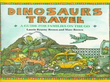 Dinosaurs Travel Harcourt Trophies 2nd Grade by Jenna Wamer | TpT